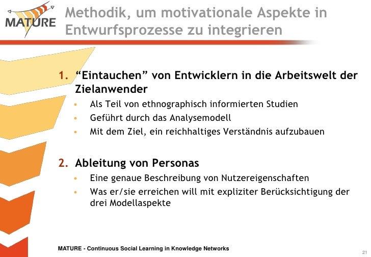 Motivationale, soziale und kulturelle Faktoren im Wissensmanagement