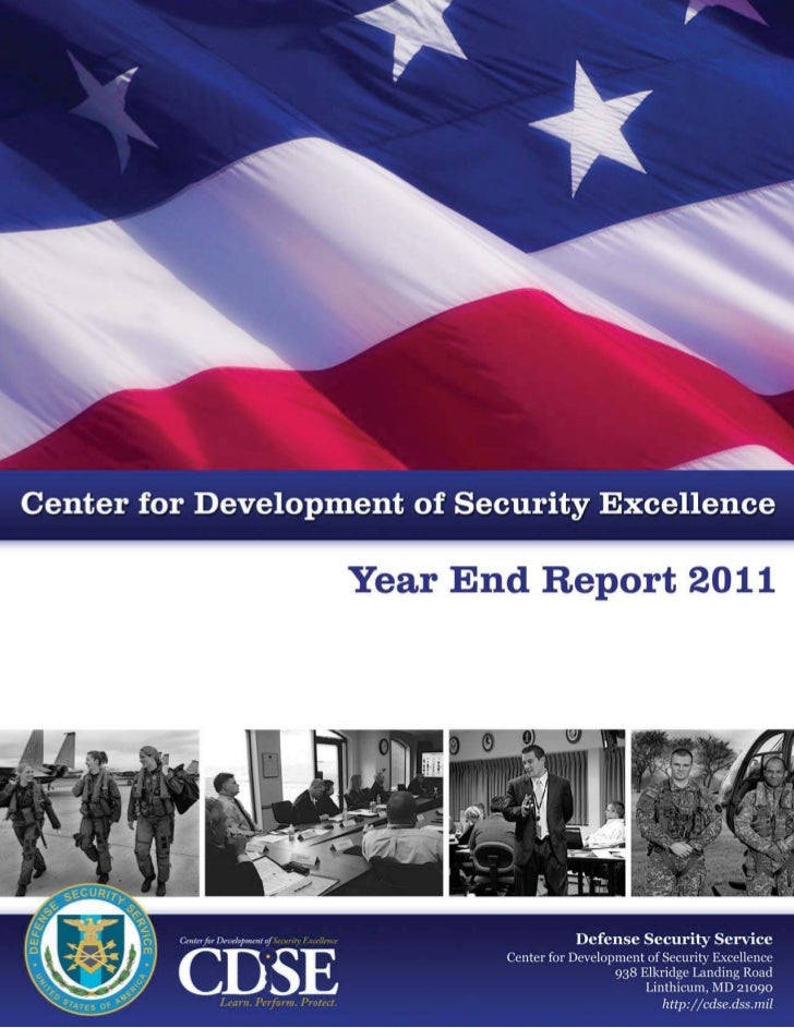 Mission             Provide the Department of Defense with a security center of excellence for the             professiona...