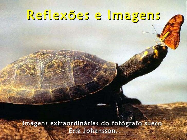 Reflexões e Imagens Imagens extraordinárias do fotógrafo sueco  Erik Johansson.