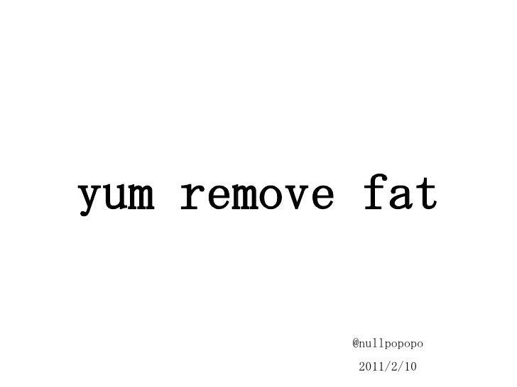 20110211 nullpopopo diet