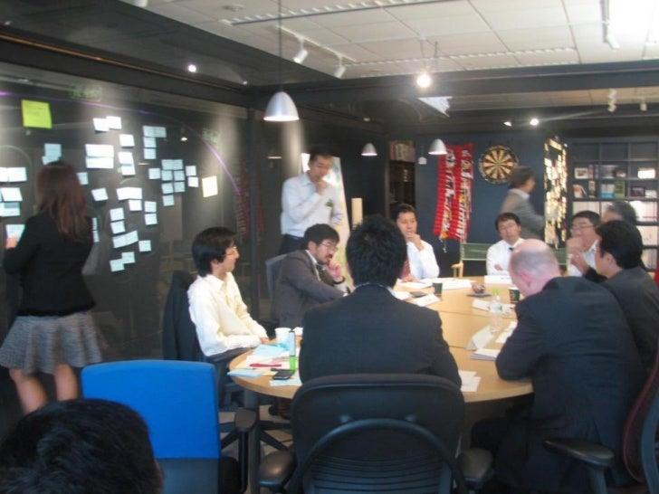 「対話の場」で企業を改革する 未来創造のための「対話の場」として、「価値創 造のハブ」となる、Future Centerが必要  既存顧客の「複雑な問題」の解決  新規顧客・将来顧客・社会の問題解決       ニーズ          ...