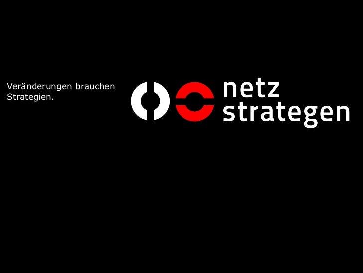 netzstrategen - Vortrag Printkampagnen erfolgreich online verlängern