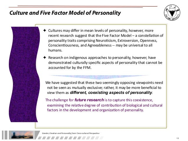 Culture-and-personality studies