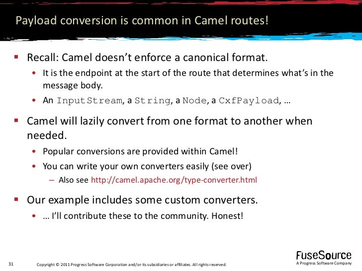 Implementing webservices with camel and cxf in servicemix 31 malvernweather Choice Image