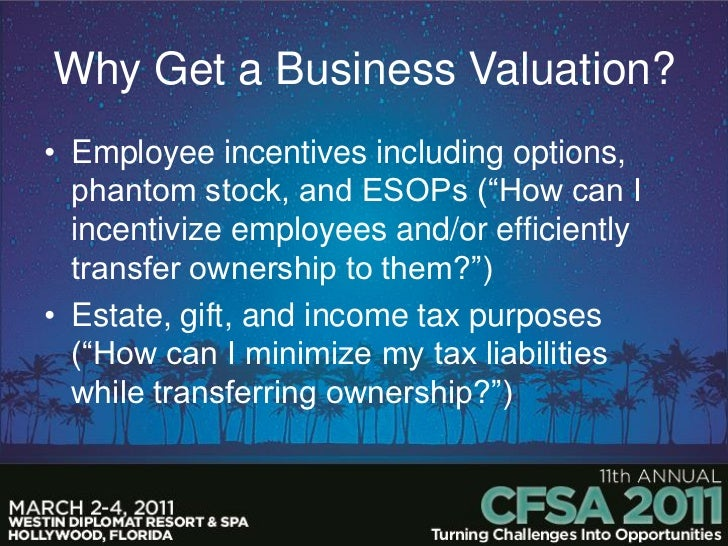 How to value stock options for estate tax purposes