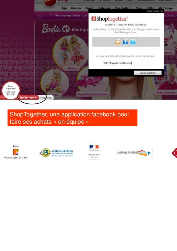 II.3. Le 2ème niveau de social commerceLes communautés de consommateurs (modèle de l'affiliation)