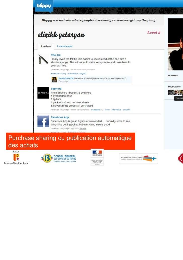 Promotion sur les réseauxsociaux+lien vers boutique