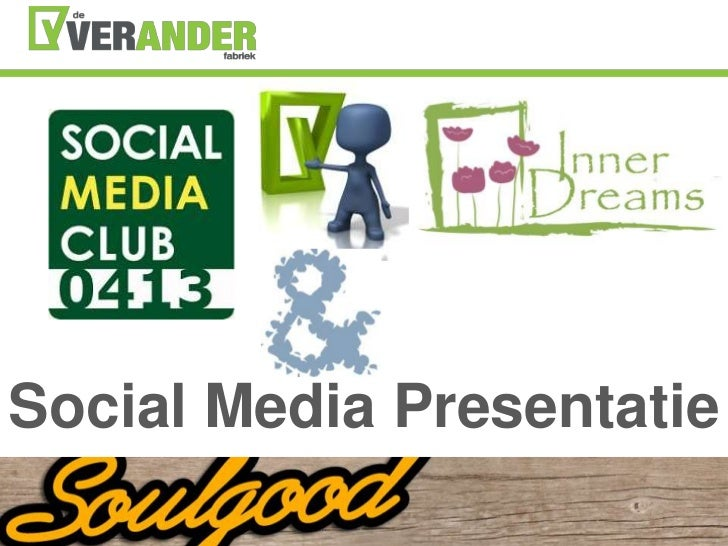 Social Media Presentatie - SMC0413 - 14 maart 2010