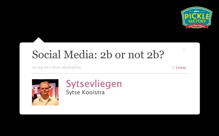 Sytse Kooistradigital native & social media strateeg