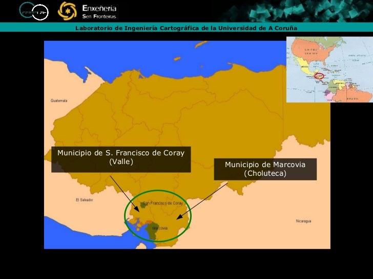 gvSIG Fonsagua en el curso de TCPDH de ISF en Lugo Slide 3