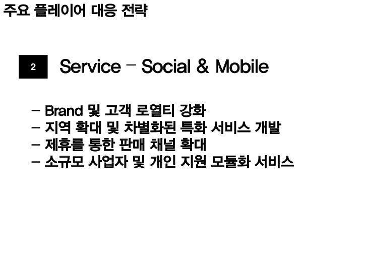 모바일 및 소셜커머스 트렌드 시장분석