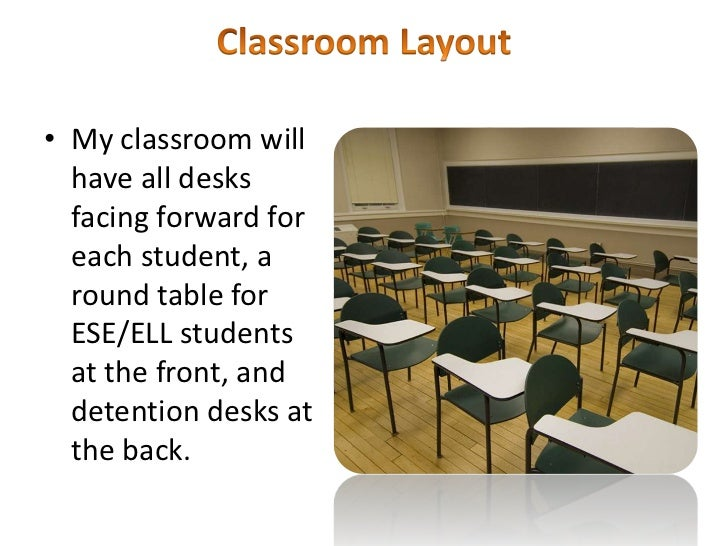 Definition Of Classroom Design ~ The ideal classroom environment