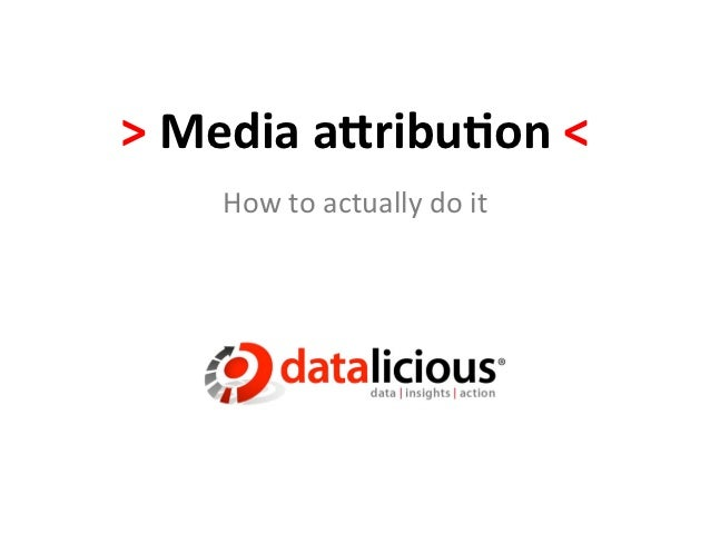 > Media a(ribu,on <       How to actually do it