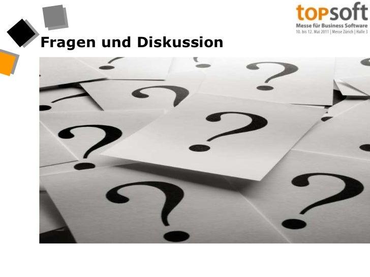 Fragen und Diskussion<br />