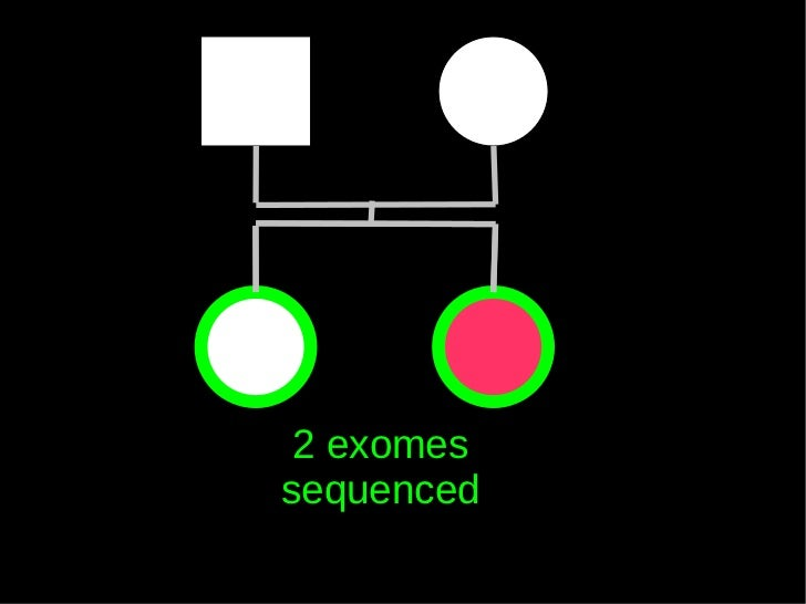 Analyzing Exome Data with KNIME Slide 2