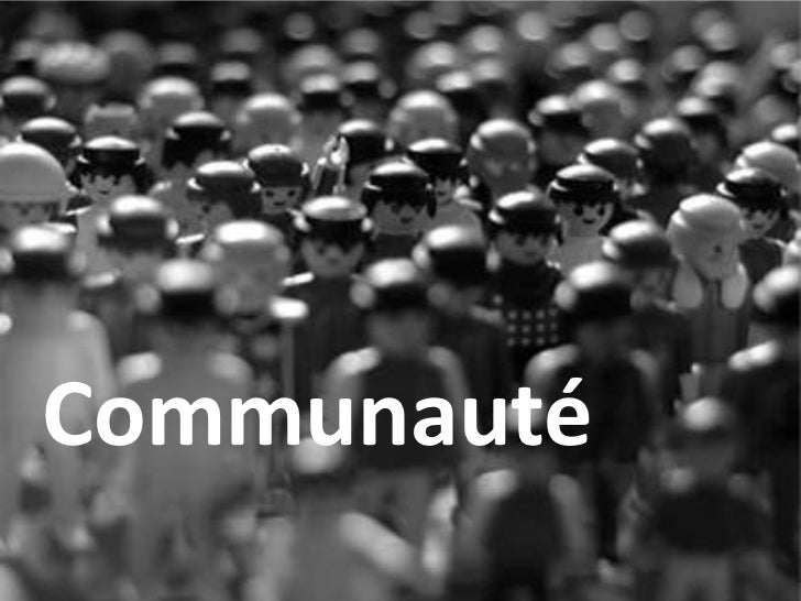 Communauté<br />
