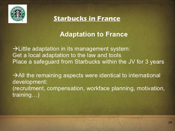 starbucks human resource management Case study: an analysis of human resources practices  human resource management requires strong strategy to  starbucks has a strong human resources.