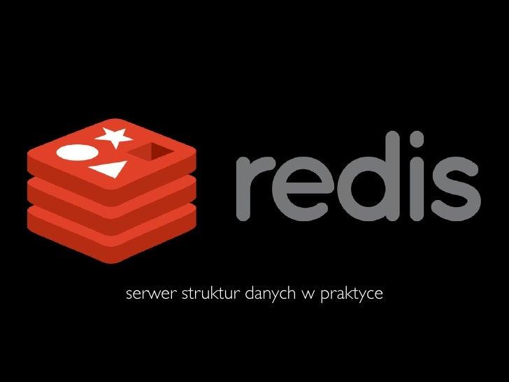 serwer struktur danych w praktyce
