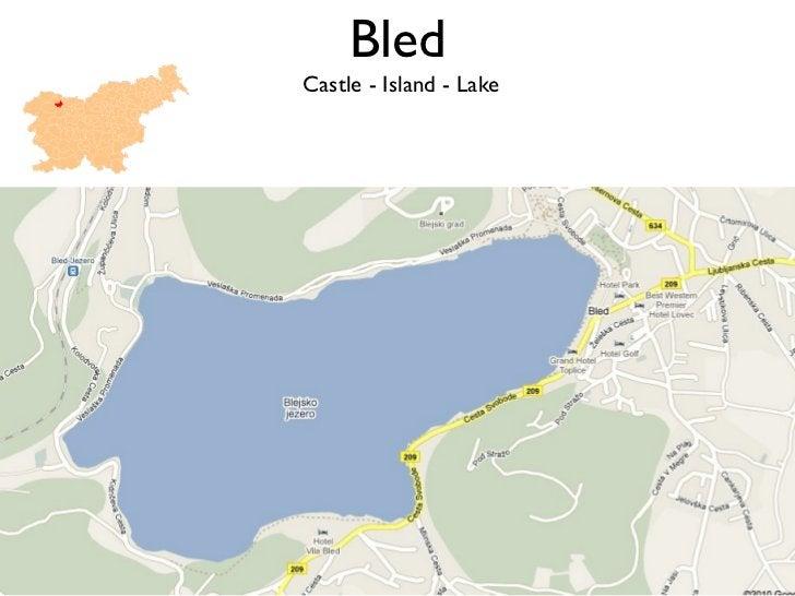 BledCastle - Island - Lake