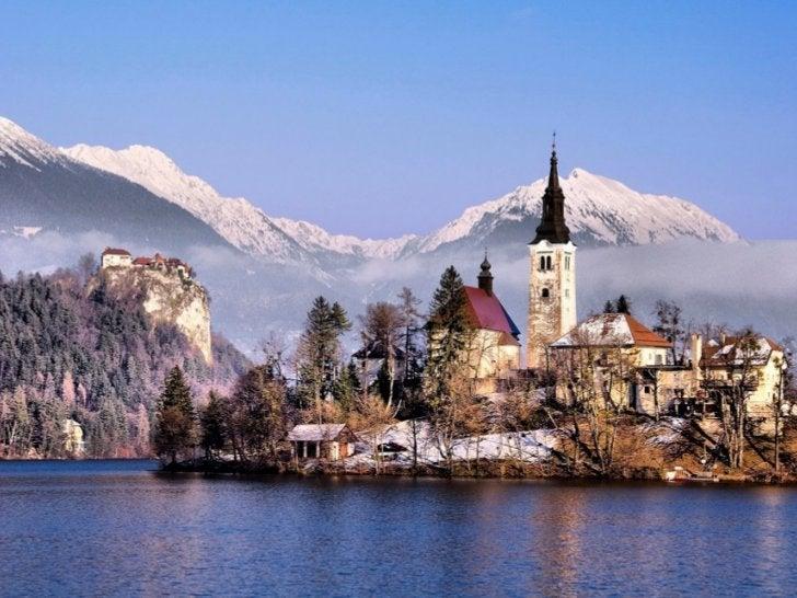 BohinjWaterfall - Lake - Huts