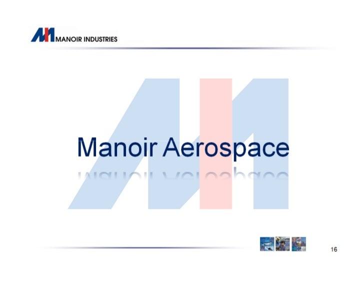 2011 06 Manoir Aerospace