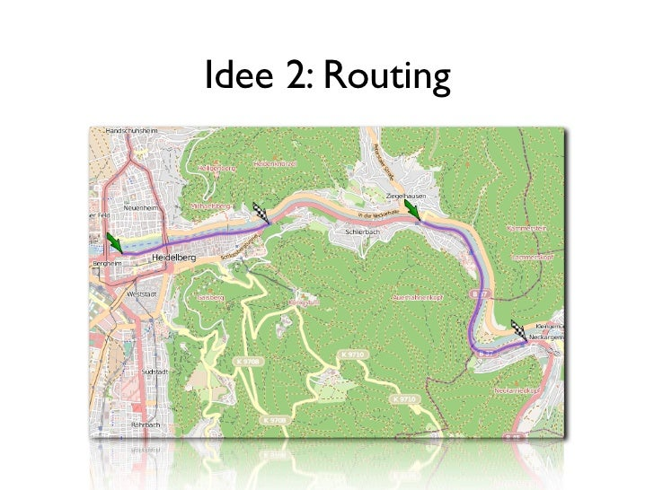 Idee 2: Routing          15