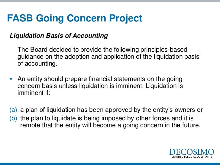 fasb codification project On dec 3, 2004, the financial accounting standards board (fasb) posted a request for assistance required for codification and retrieval project in response to.