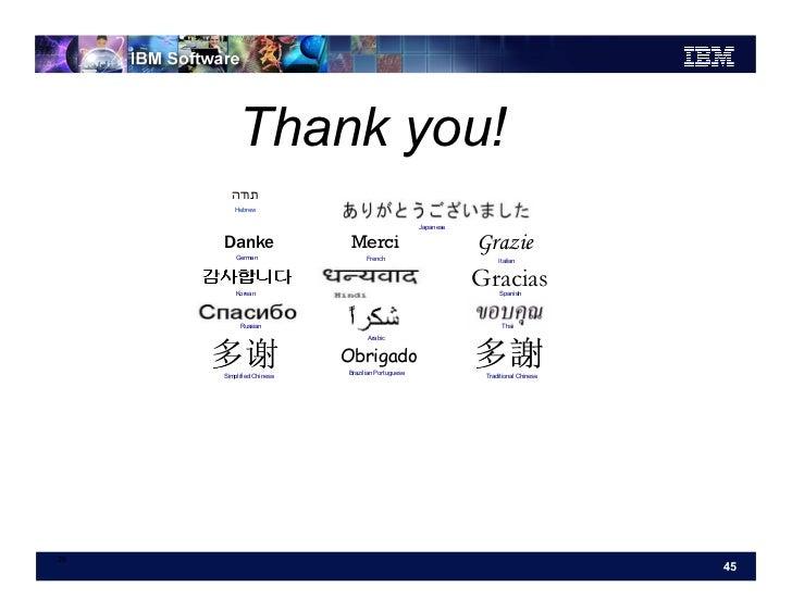 Thank you!       תודה        Hebrew                                                 Japanese     Danke         German   ...