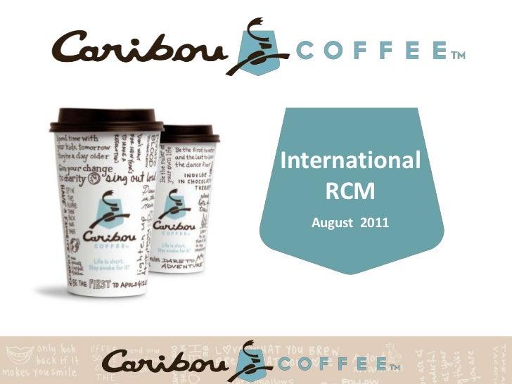 International RCMAugust  2011<br />