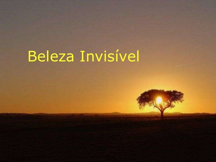 Beleza Invisível