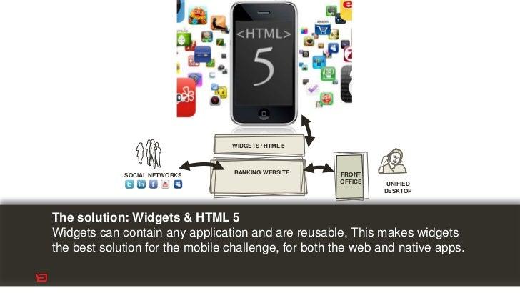 WIDGETS / HTML 5                         SOCIAL NETWORKS        BANKING WEBSITE    FRONT                                  ...