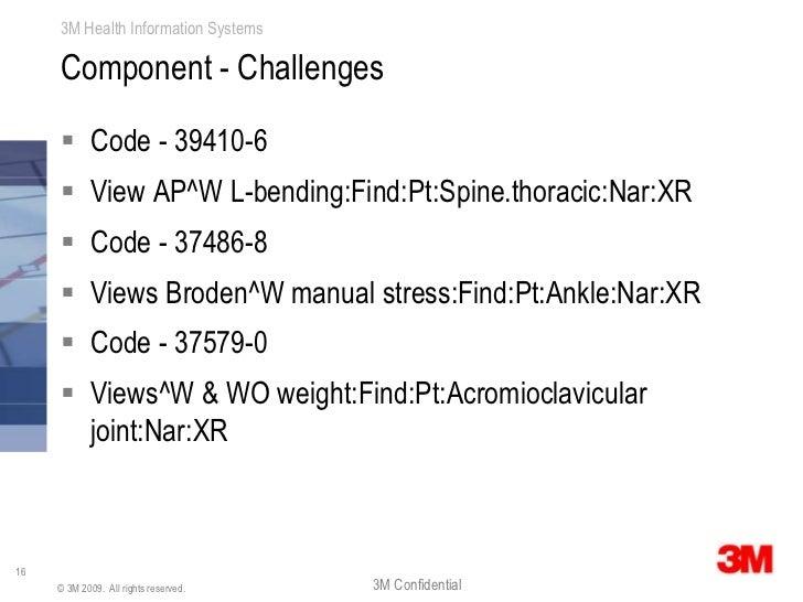 2011 08 15 - Clinical LOINC Tutorial - Imaging
