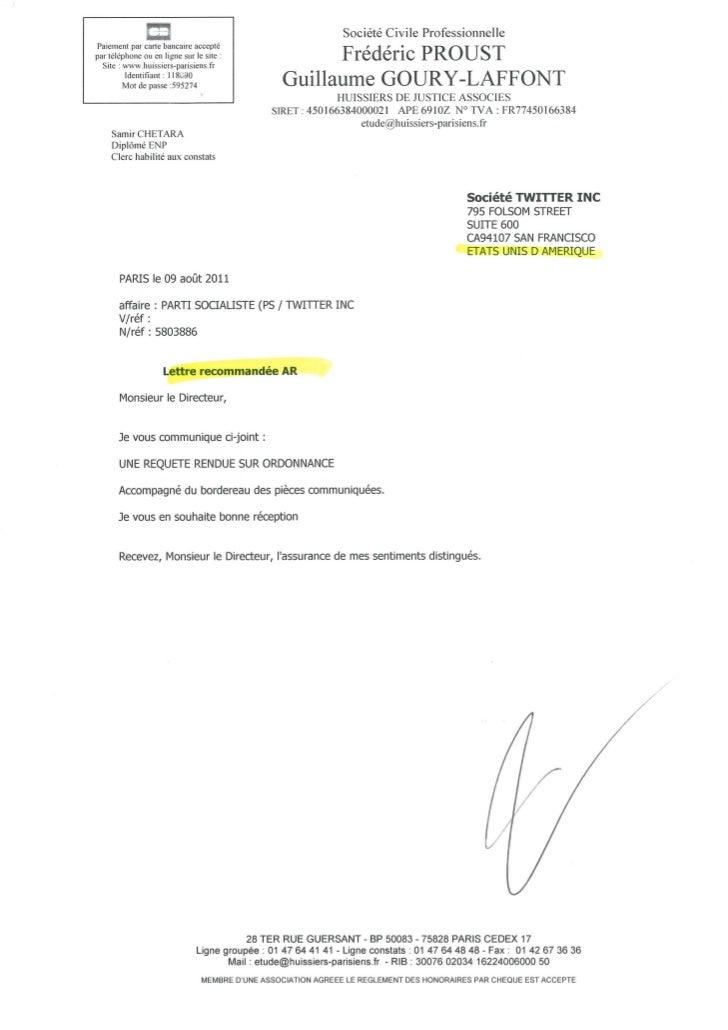 Le Parti Socialiste mandate ses avocats pour censurer des comptes parodiques sur Twitter