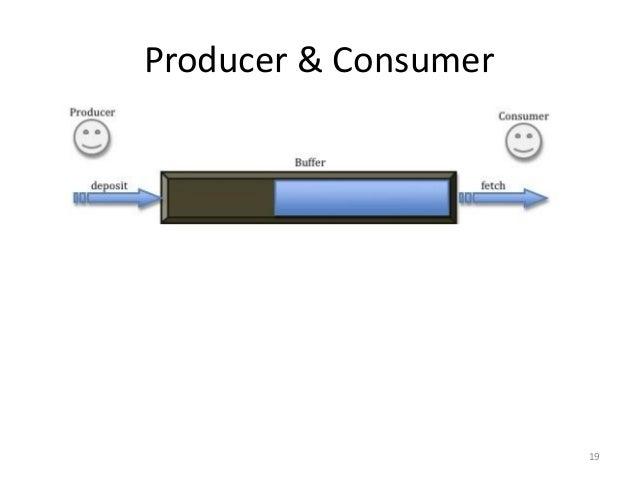 Producer & Consumer  19