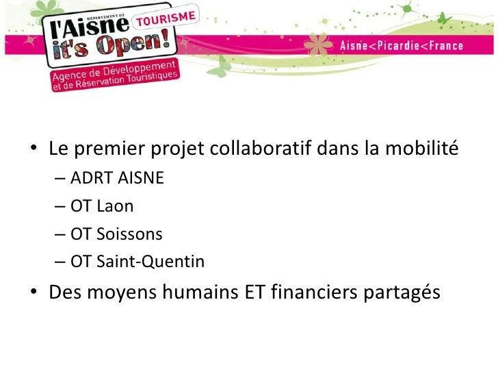 Guides mobiles des Villes d'Art de l'Aisne Slide 2