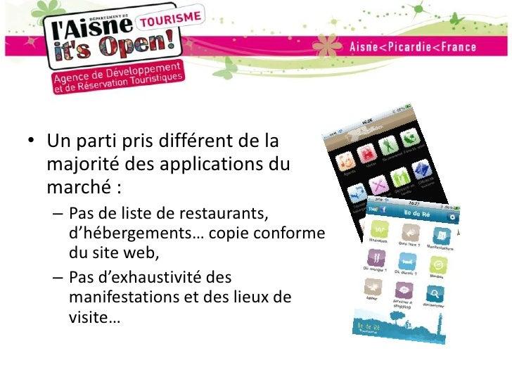 Guides mobiles des Villes d'Art de l'Aisne Slide 3
