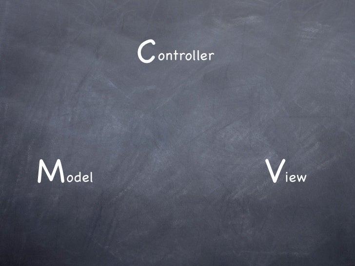 ControllerModel                View
