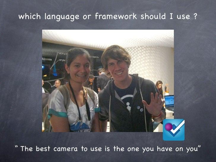 should I pick up a new language/framework ?