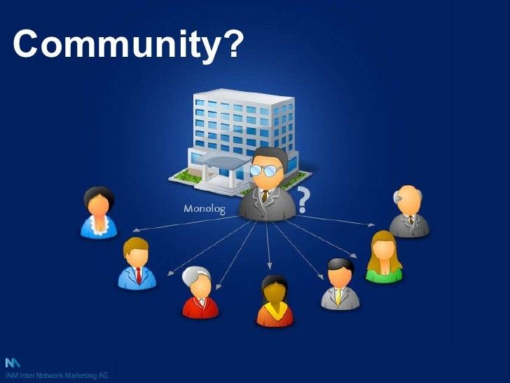 Community?