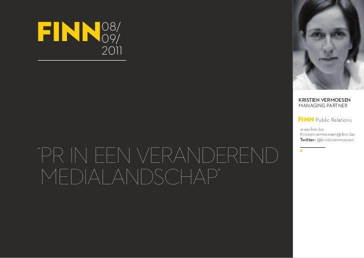 finn   08/       09/       2011                         Kristien vermoesen                         Managing Partner       ...
