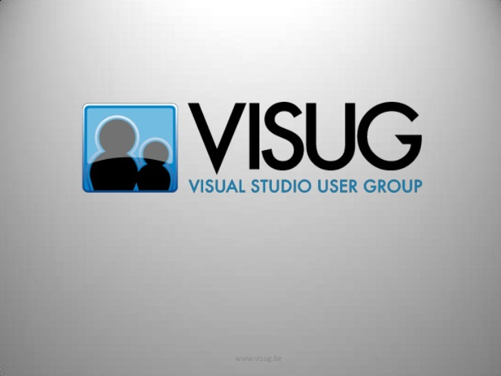 www.visug.be