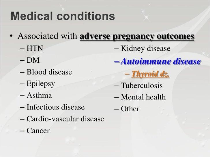 • In thyroid function associated with pregnancy  – Hormone change     • hCG(Human chorionic gonadotropin)        – High ci...
