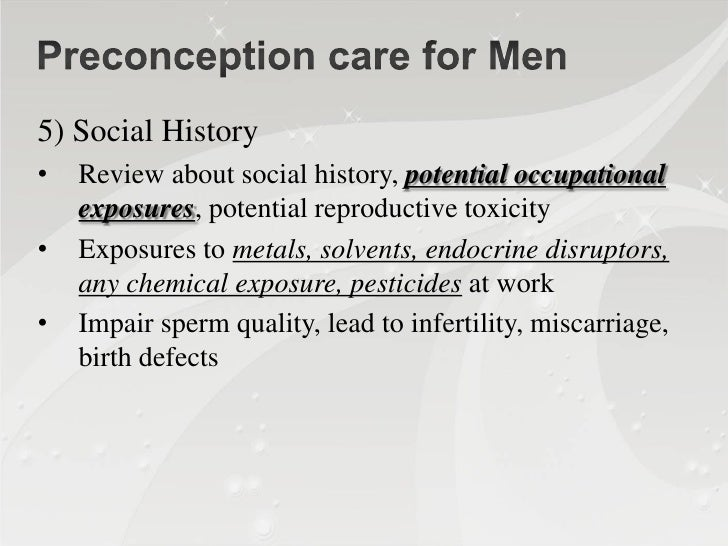 9) Physical Examination and Laboratory testing•   Guided by clinical history    –  Men at increase risk for STD should be ...