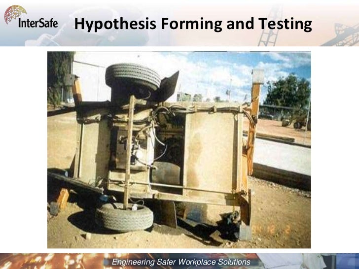 forming of hyphothesis A hypothesis requires more work by the researcher in order to either confirm or disprove it in due course, a confirmed hypothesis may become part of a theory or occasionally may grow to become a theory itself normally, scientific hypotheses have the form of a mathematical model.