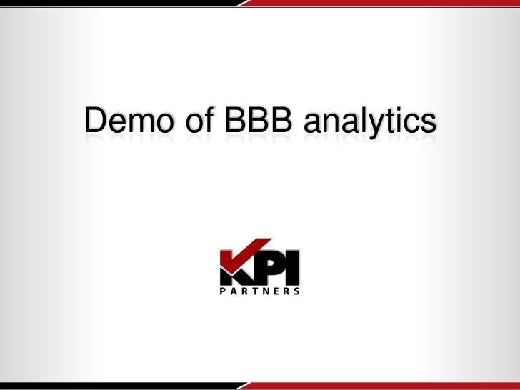 Webinar:Bookings, Billings, and Backlog (BBB) Analysis