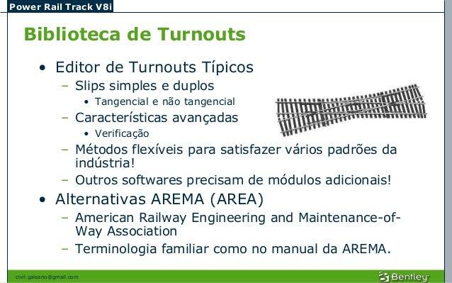 american railway engineering and maintenance of way association arema manual
