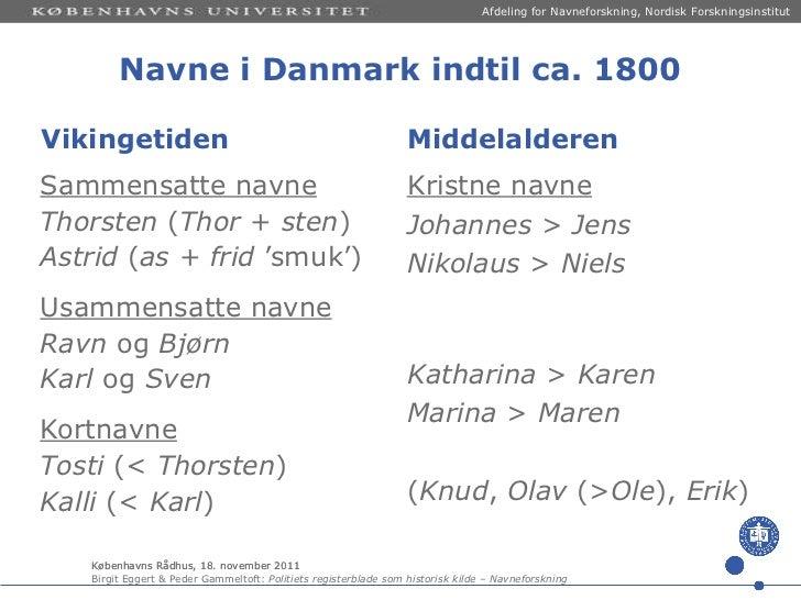 nordiske navne baby