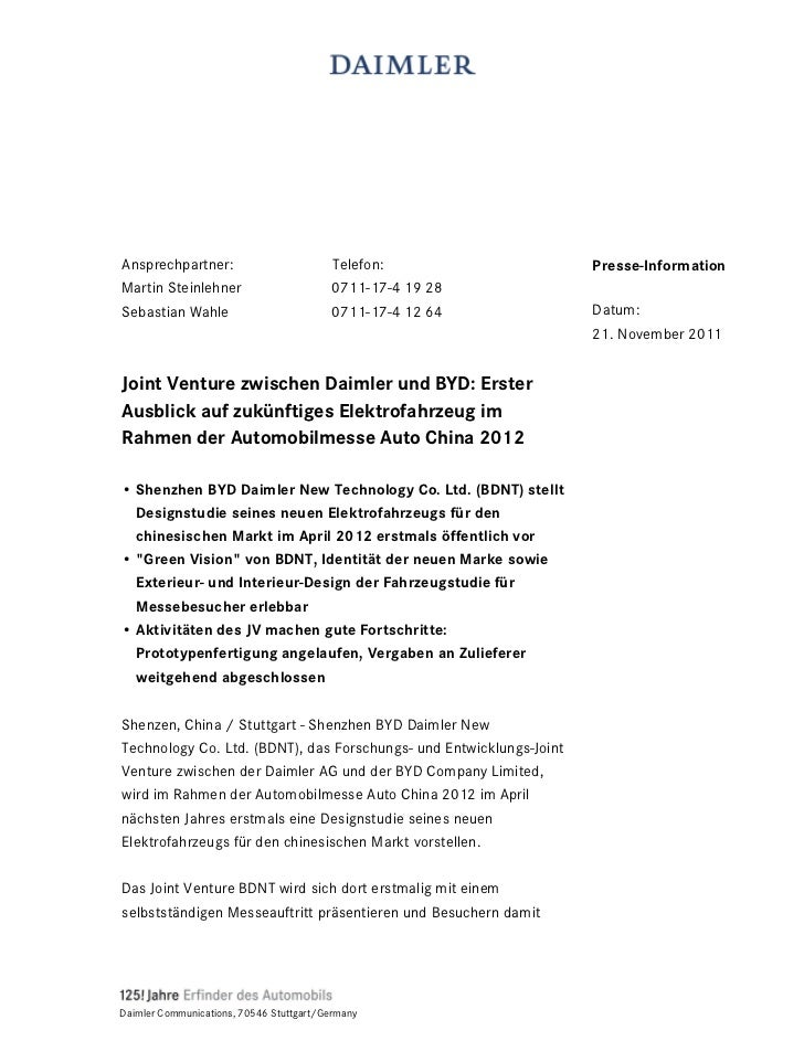 Ansprechpartner:                          Telefon:                   Presse-InformationMartin Steinlehner                 ...