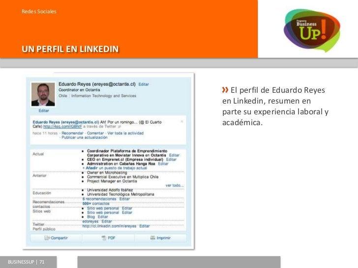 Redes Sociales     EJEMPLO DEL TAMAÑO DE LAS REDES                                         A través de mis                ...