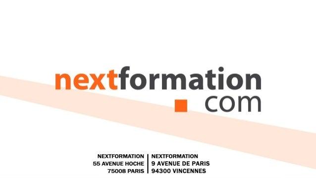 Nextformation s'agrandit